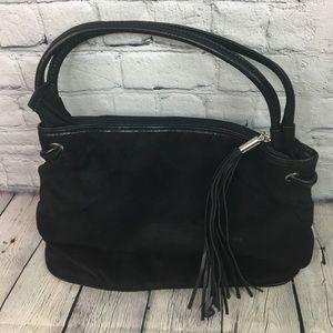 Victoria Secret Fringe Wristlet Purse Bag